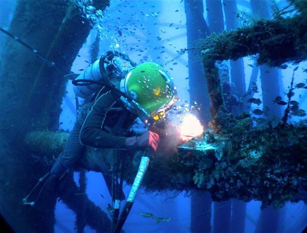 Водолазные и подводно-технические работы